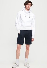 Superdry - Shorts - dark blue - 1