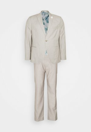 WEDDING SUIT - Traje - beige