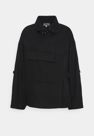 JAQUELINE - Summer jacket - black