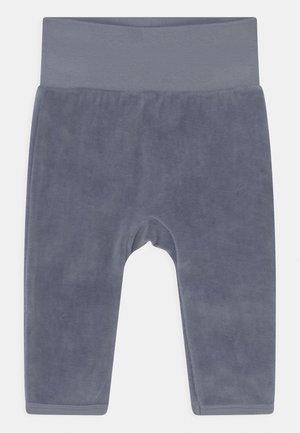 AKI BABY - Trousers - stone blue