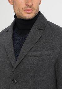 Pier One - Zimní kabát - mottled grey - 5