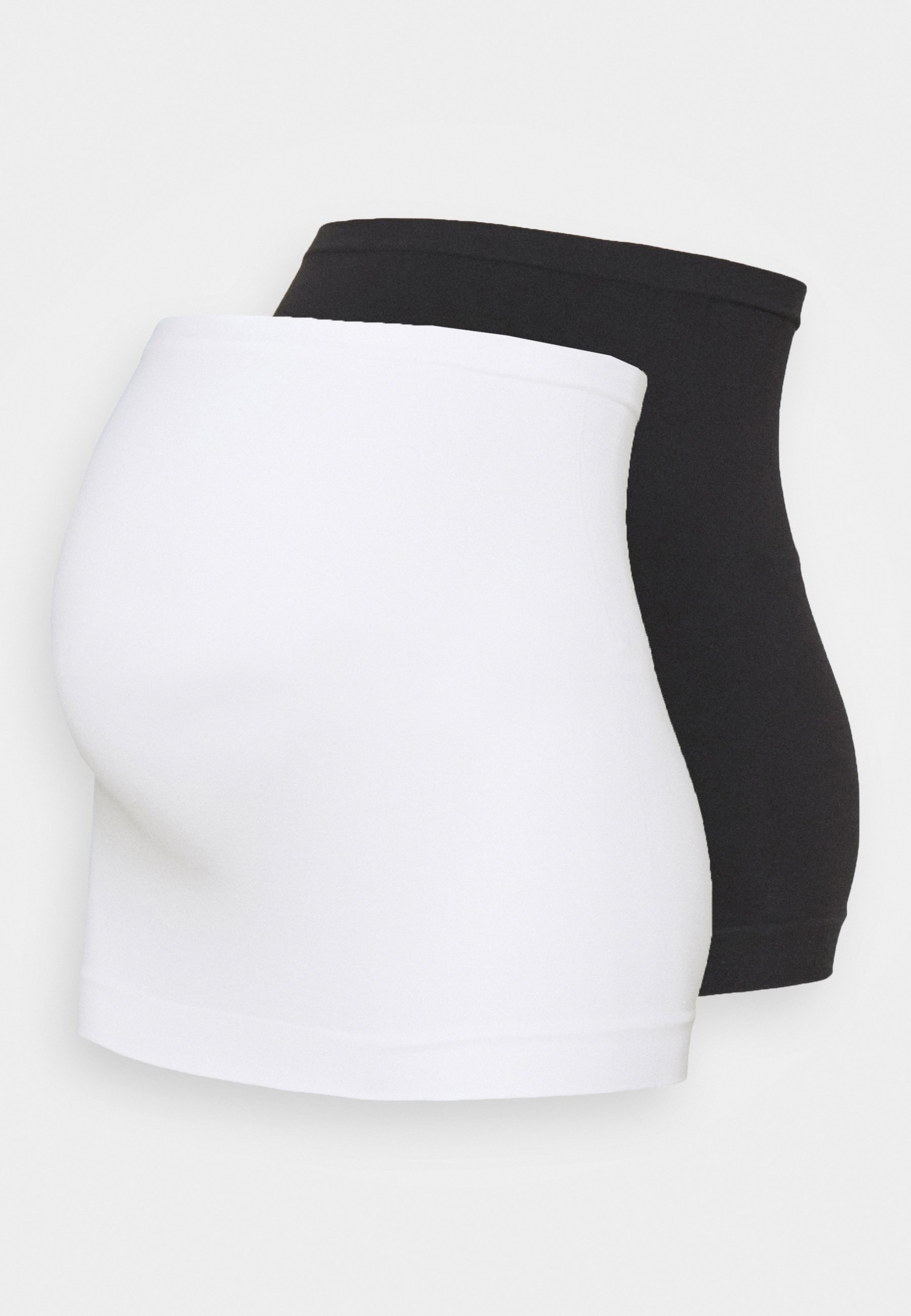 Women 2er PACK seamless belly bands MATERNITY - Top