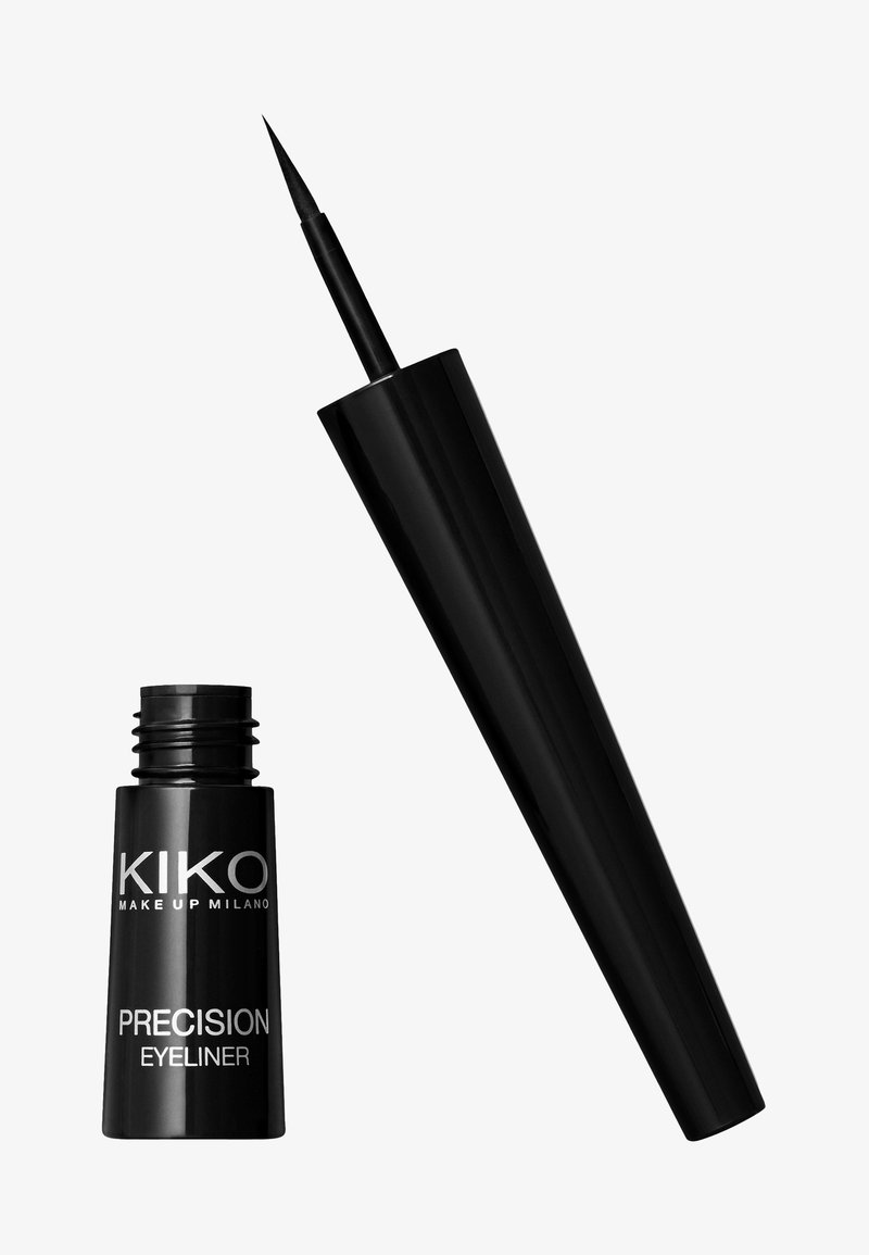 KIKO Milano - PRECISION EYELINER NEW 2012 PARABEN FREE - Eyeliner - black