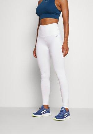 HERA HIGH WAISTED  - Leggings - white