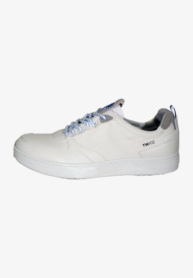 CREW TW - Sneakers laag - weiß