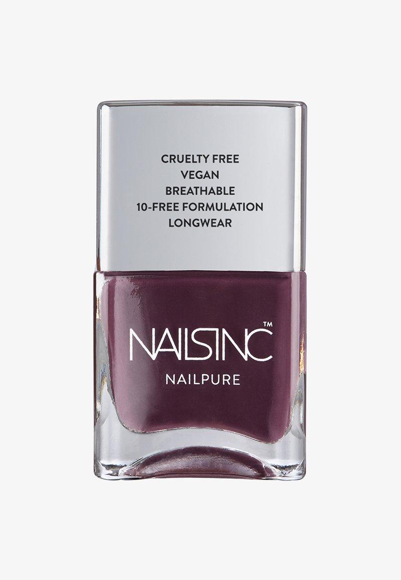Nails Inc - NAIL PURE - Nail polish - 10717 fashion therapy