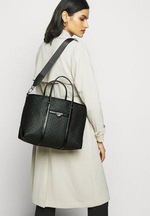 BECK TOTE - Handbag - black