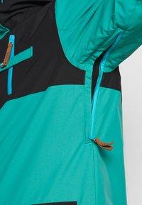 OOSC - YEH MAN JACKET  - Ski jacket - green/black - 6
