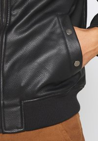 River Island - Faux leather jacket - black - 6