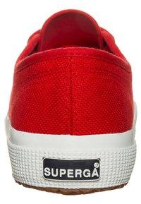 Superga - Sneakersy niskie - rouge / blanc - 3