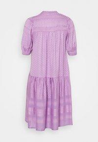 CECILIE copenhagen - LOLITA - Shirt dress - violette - 6