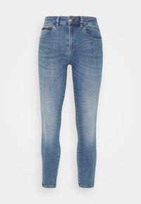 NATALY - Slim fit -farkut - blue denim