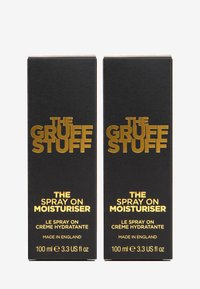 The Gruff Stuff - THE SPRAY ON MOISTURISER DUO - Skincare set - - - 1
