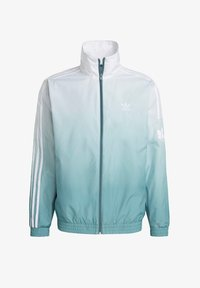 adidas Originals - ADICOLOR 3D TREFOIL 3-STRIPES OMBRÉ TRACK TOP - Training jacket - white - 6