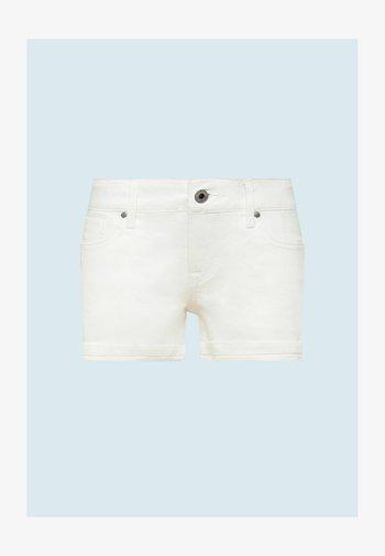 FOXTAIL  - Denim shorts - denim