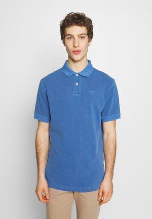 WASHED SPORTS PLUM - Poloshirt - marine blue