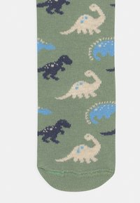 Ewers - DINO 2 PACK - Tights - green - 3
