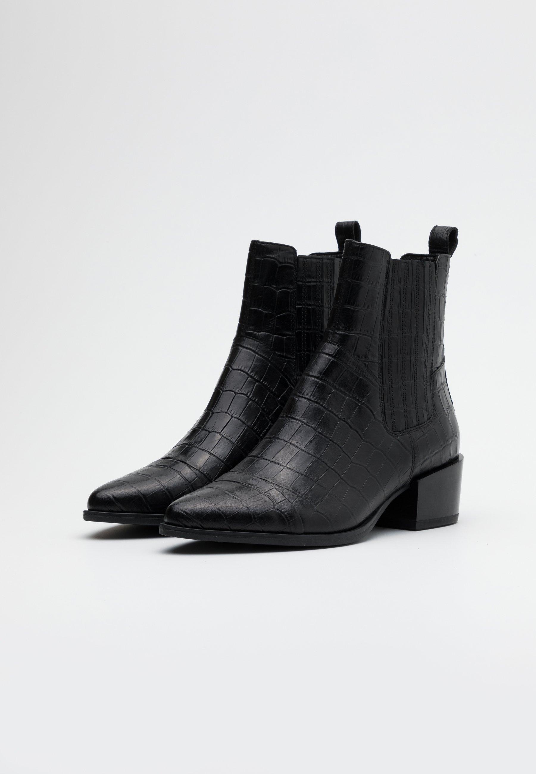 Best Authentic Cut-Price Women's Shoes Vagabond MARJA Classic ankle boots black ohXxtFsuc Gc6w50MJq