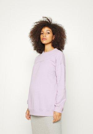 MAMA OUTLINE - Sweatshirt - lilac