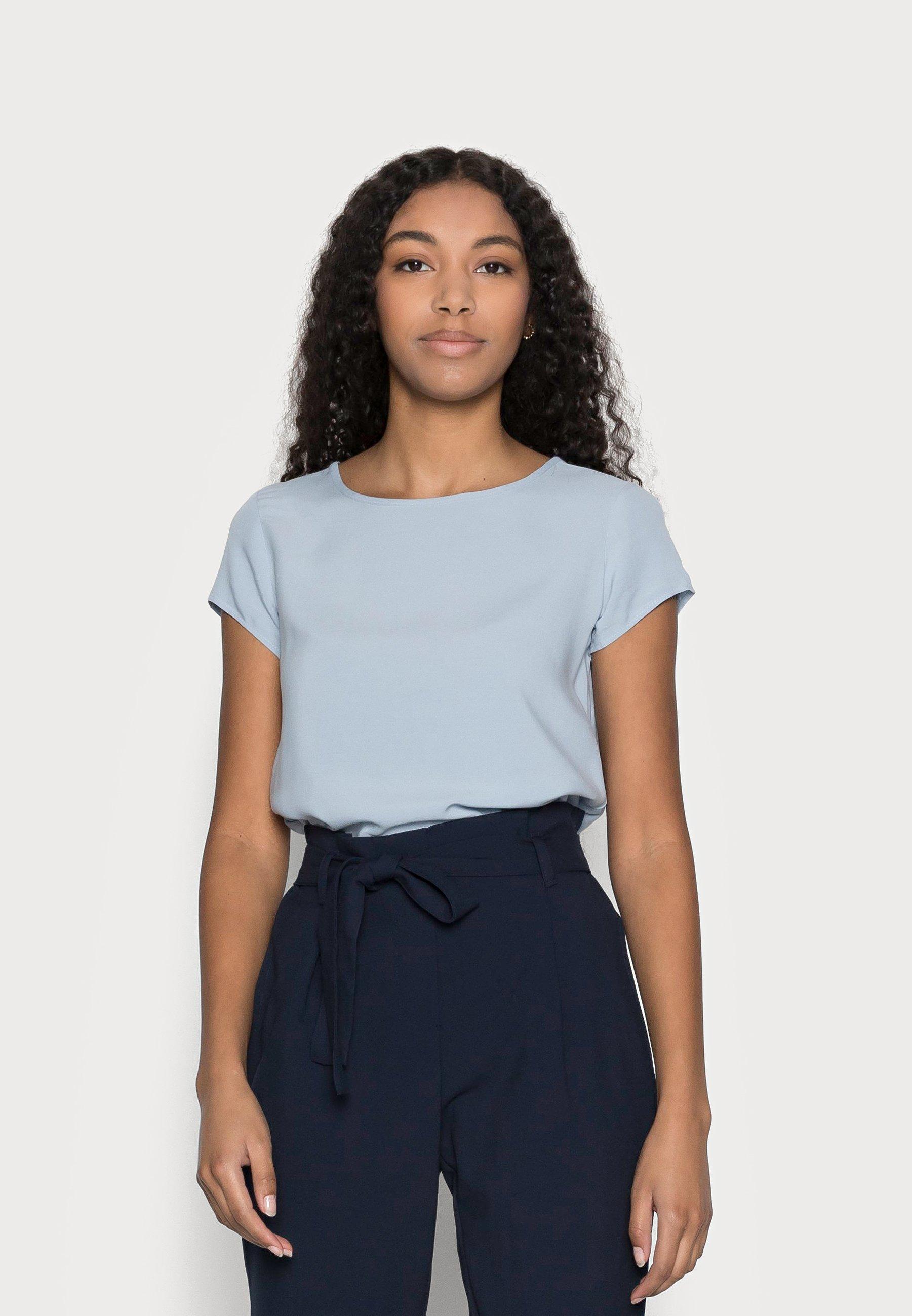 Donna VMBOCA BLOUSE - T-shirt basic