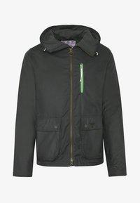 Barbour Beacon - HAWTHORN WAX - Summer jacket - sage - 4