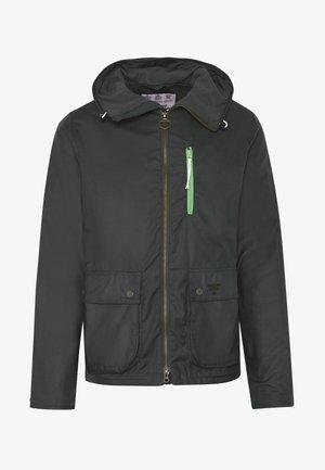 HAWTHORN WAX - Summer jacket - sage