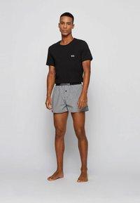 BOSS - 2 PACK - Pyjama bottoms - black - 0