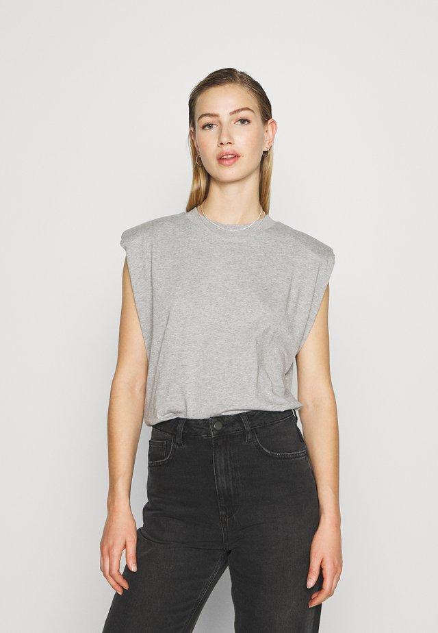 ELISE - Débardeur - grey