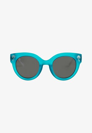 HAVALINA - Sunglasses - matte crystal turquoise/grey