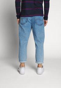 Lee - GRAZER - Relaxed fit jeans - light-blue denim - 2