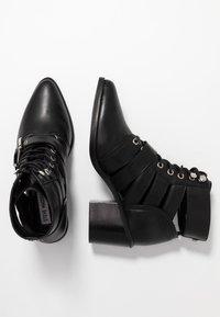 Steve Madden - EMMY - Ankle boots - black - 3
