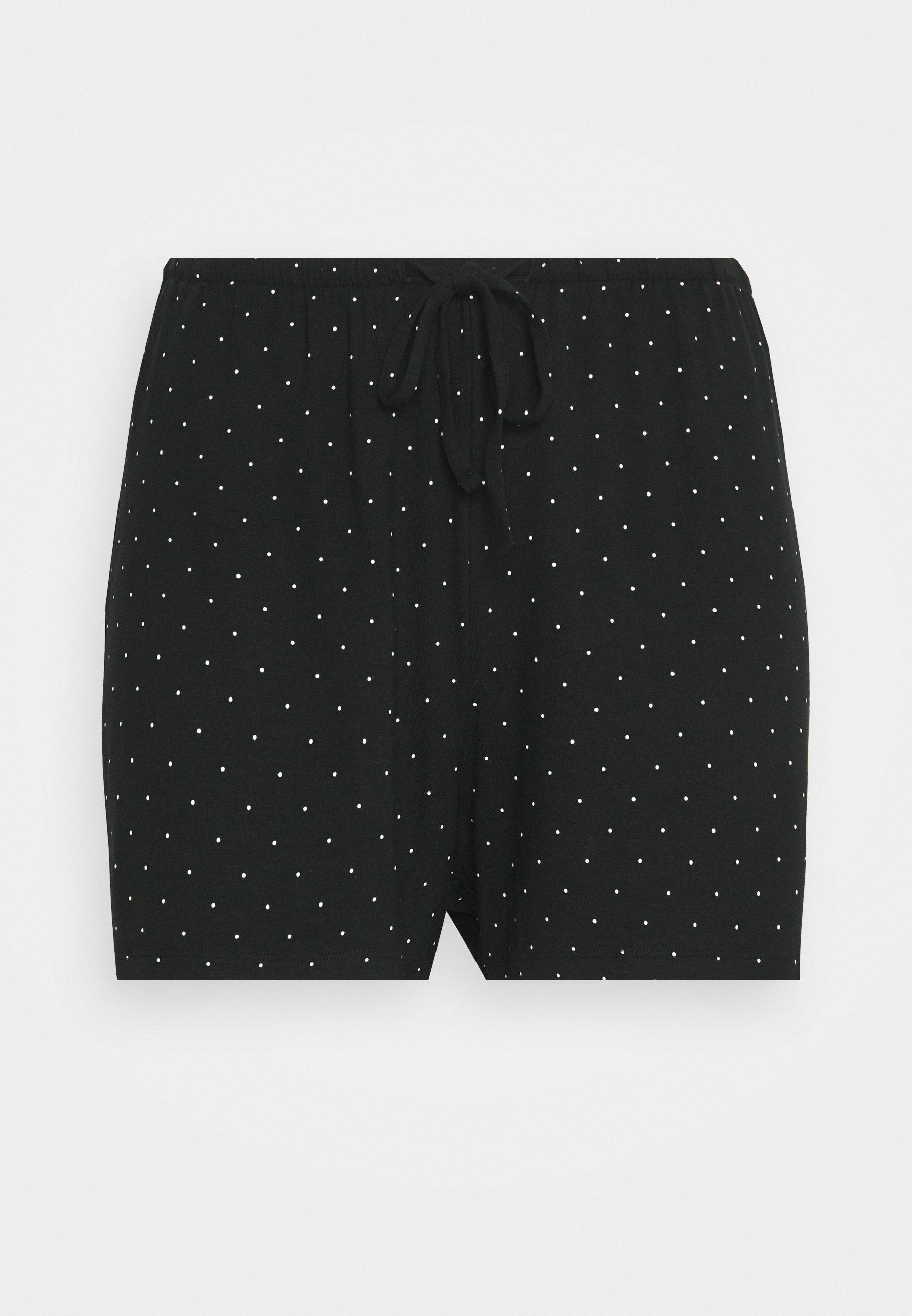 Donna NIGHT SHORTS DOT - Pantaloni del pigiama
