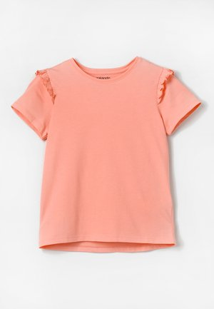 Camiseta estampada - peach amber