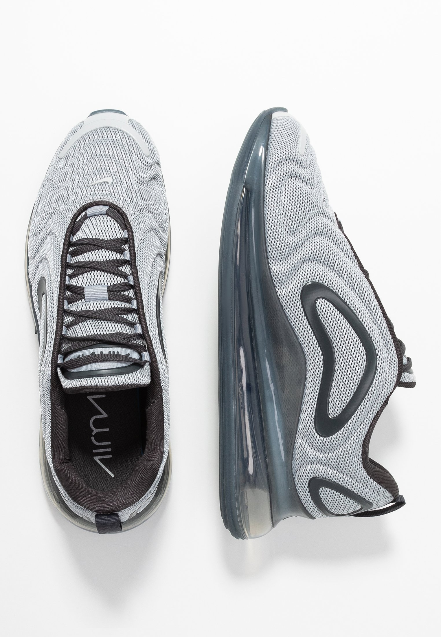 AIR MAX 720 - Sneakers laag - wolf grey/anthracite