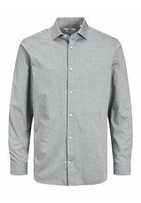 Jack & Jones PREMIUM - JPRBLAROYAL - Formal shirt - light grey melange - 7