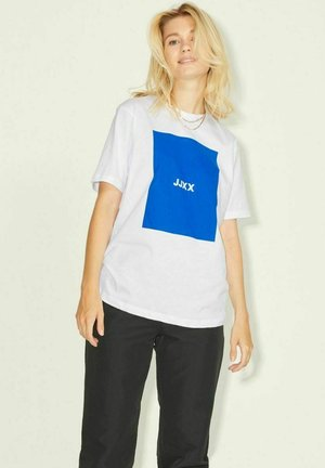 T-shirt z nadrukiem - bright white 2