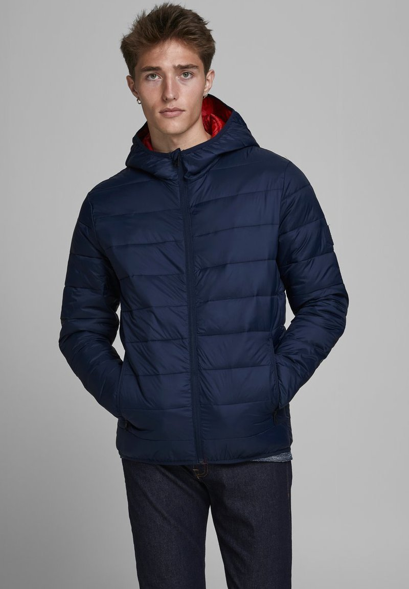 Jack & Jones - Light jacket - navy blazer