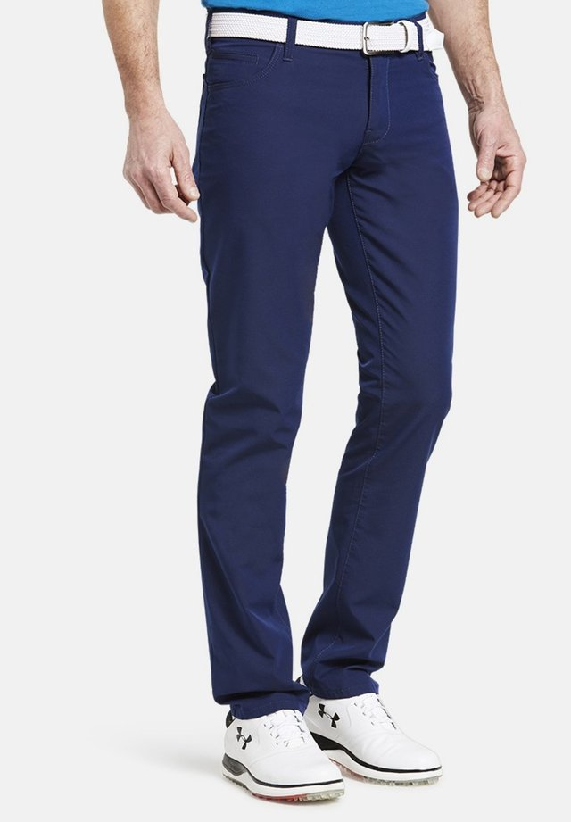 CARNOUSTIE  - Trousers - blue