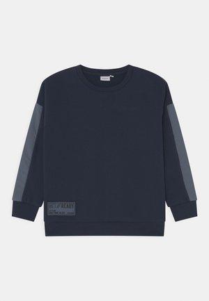 NKMOLAS  - Sweater - dark sapphire