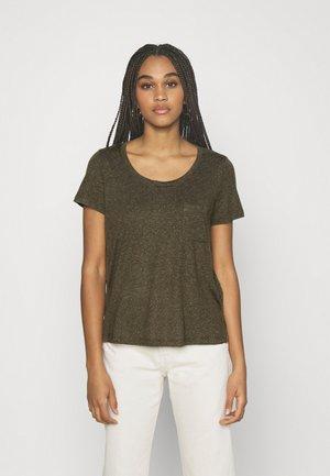 VMGAJADIANA - T-shirts - ivy green