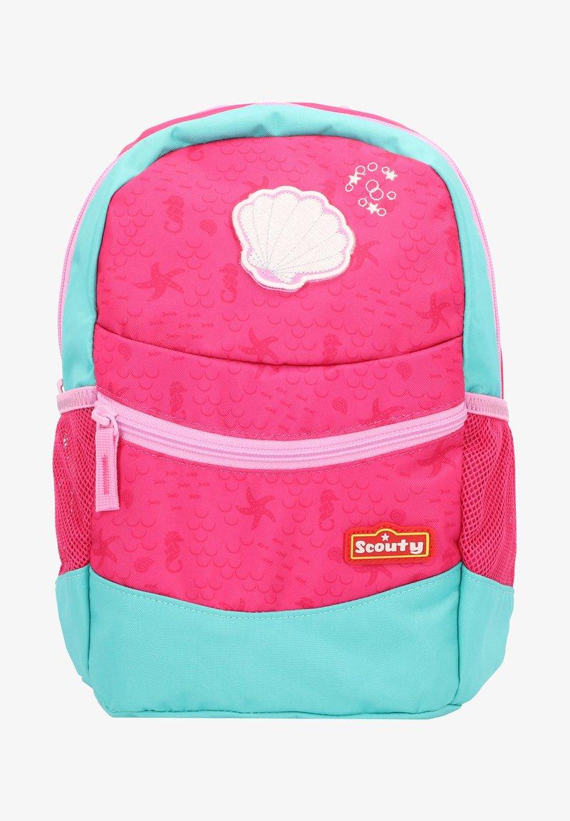 Scouty - ROCKY - Backpack - marina