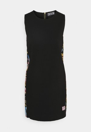 LADY DRESS - Jersey dress - black