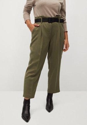 FAST - Trousers - khaki