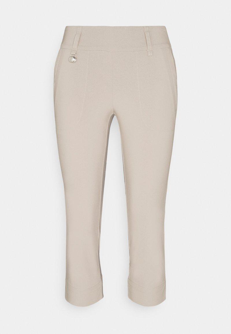Daily Sports - MAGIC CAPRI - 3/4 sports trousers - sandy