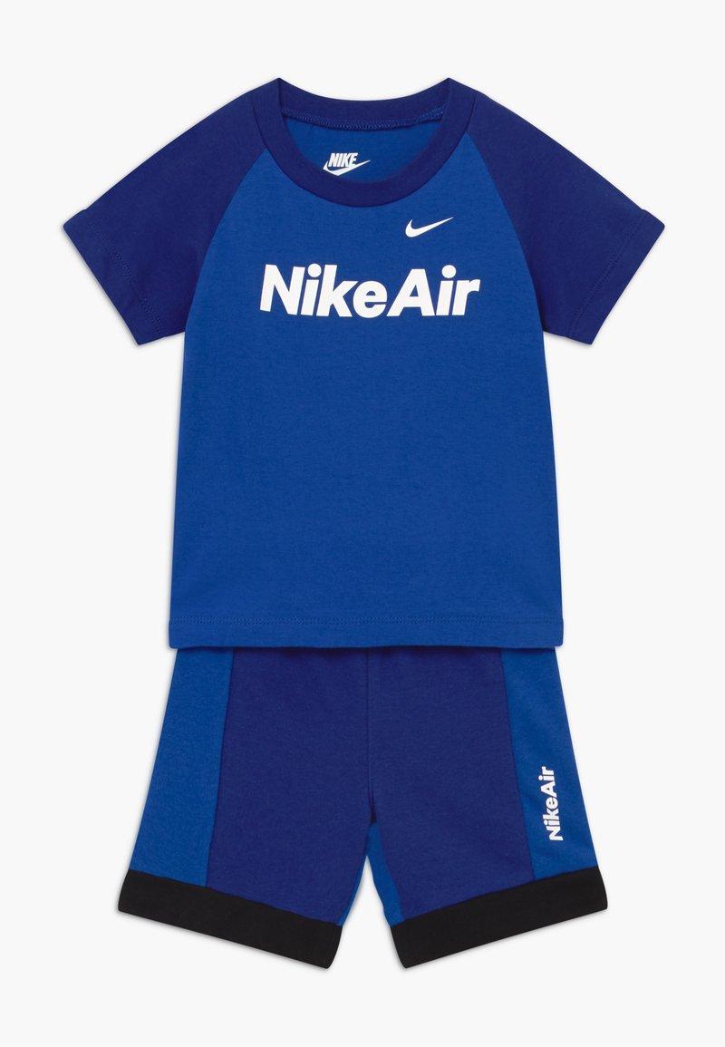 Nike Sportswear - AIR FRENCH BABY SET  - Broek - deep royal blue