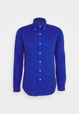 LONG SLEEVE SPORT  - Camicia - travel blue