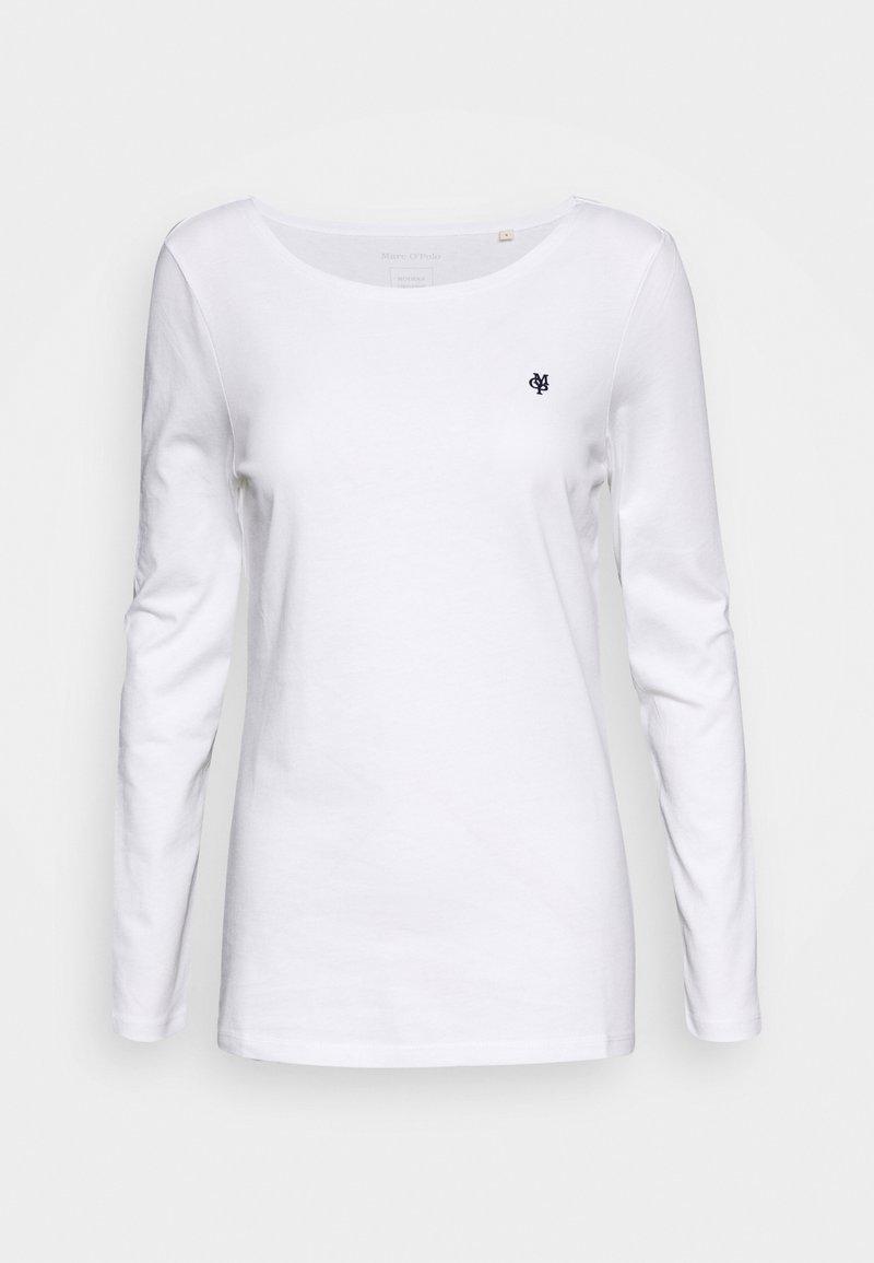 Marc O'Polo - Long sleeved top - white