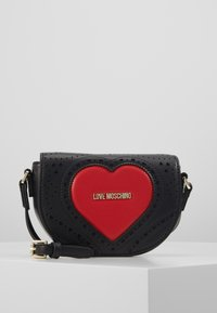 Love Moschino - Across body bag - black - 1
