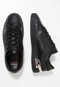 Ed Hardy - SCALE TOP - Sneakers - black - 1