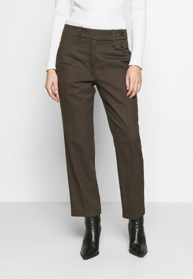 Lovechild - COPPOLA - Pantalon classique - brown